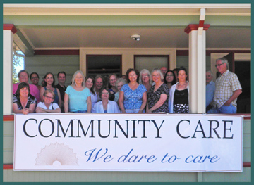 Community Care Staff
